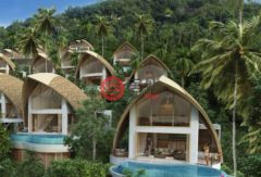 泰国素叻府苏梅岛的房产,Chaweng Noi,编号37613771