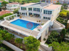 居外网在售克罗地亚3卧4卫的房产总占地2000平方米