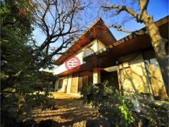 居外网在售日本5卧2卫的房产总占地675平方米JPY 580,000,000