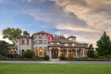 美国房产房价_德克萨斯州房产房价_达拉斯房产房价_居外网在售美国达拉斯6卧9卫原装保留的房产总占地899平方米USD 5,225,000