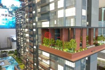 居外网在售新加坡4卧2卫新开发的房产总占地36989平方米SGD 2,280,000