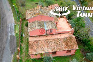 居外网在售意大利5卧5卫最近整修过的房产总占地5000平方米EUR 850,000