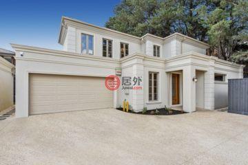 澳洲房产房价_维多利亚州房产房价_居外网在售澳洲4卧3卫新房的房产总占地330平方米