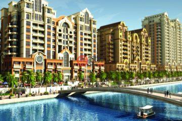 居外网在售阿联酋Dubai Sports City新开发的新建房产总占地60平方米