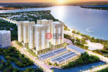 居外网在售越南1卧1卫新开发的房产总占地75225平方米USD 80,505