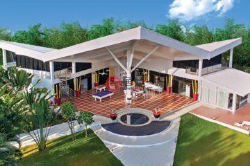 居外网在售泰国17卧17卫原装保留的房产总占地6400平方米THB 99,900,000