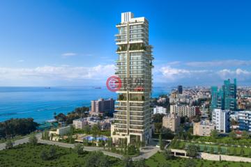 居外网在售塞浦路斯1卧1卫新房的房产总占地59平方米EUR 720,500