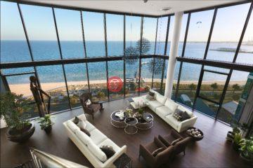 居外网在售澳大利亚5卧5卫特别设计建筑的房产总占地588平方米AUD 18,000,000