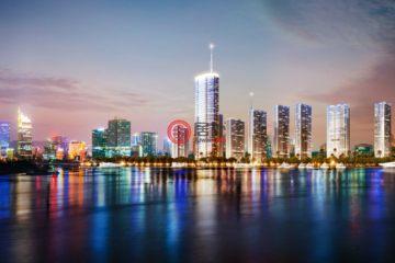 居外网在售越南3卧3卫新房的房产总占地55平方米USD 345,000