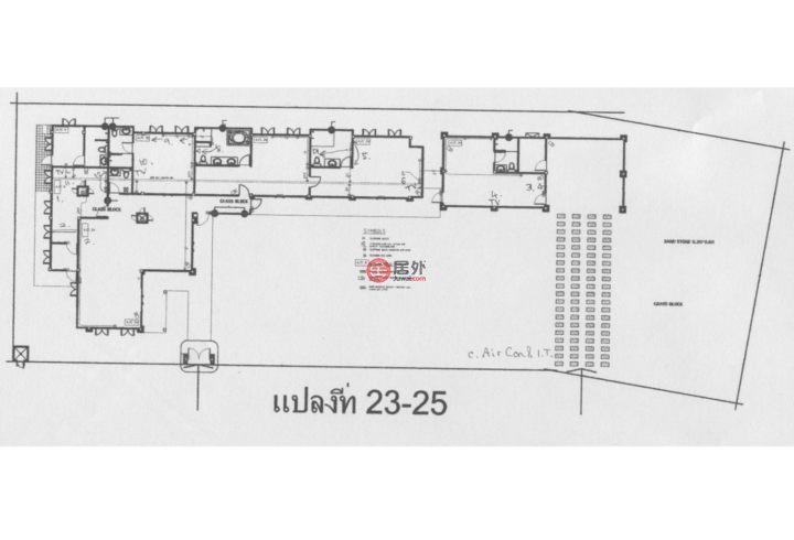 泰国春武里府梭桃邑的房产,Baan Balina, NaJomtien Soi 3,编号43184210