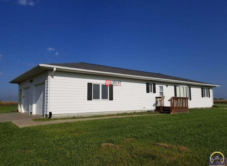 美国堪萨斯州马耶塔的房产,14025 190th rd,编号42707621
