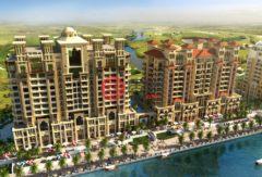 阿联酋迪拜Dubai Sports City的新建房产,Canal Residence West,编号42899048