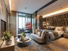 居外网在售泰国1卧1卫的公寓总占地40平方米THB 9,778,568