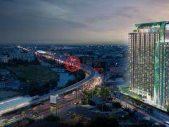 居外网在售泰国2卧1卫的新建房产总占地34.46702784平方米