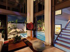 居外网在售泰国3卧2卫的新建房产总占地360.9283104平方米