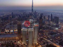 居外网在售阿联酋迪拜3卧3卫的房产总占地172平方米AED 3,335,000