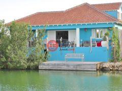 居外网在售荷兰加勒比区克拉伦代克3卧2卫的房产总占地366平方米USD 600,000
