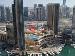 居外网在售阿联酋迪拜1卧1卫的房产总占地71平方米AED 9,583 / 月