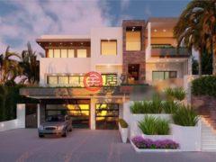 居外网在售美国5卧7卫的独栋别墅总占地2571平方米USD 3,999,998