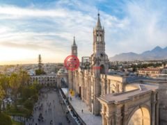 居外网在售秘鲁阿雷基帕15卧6卫的房产总占地1163平方米USD 2,700,000