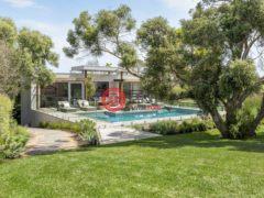 居外网在售澳大利亚5卧5卫的独栋别墅总占地2984平方米