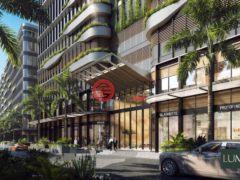 居外网在售越南胡志明市3卧3卫的房产总占地83平方米USD 332,000