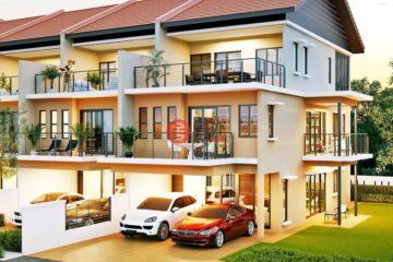 居外网在售马来西亚吉隆坡5卧5卫的房产总占地180平方米MYR 2,450,000