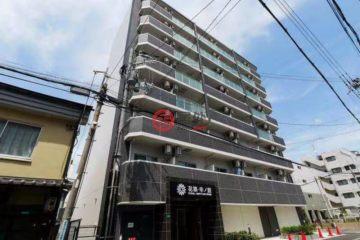 居外网在售日本1卧1卫新房的房产总占地27平方米JPY 17,980,000