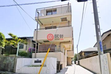 居外网在售日本2卧1卫原装保留的公寓总占地50平方米JPY 18,990,000
