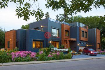 加拿大房产房价_阿尔伯塔房产房价_埃德蒙顿房产房价_居外网在售加拿大埃德蒙顿4卧4卫特别设计建筑的房产总占地620平方米CAD 1,777,760