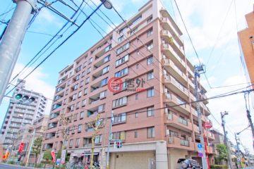 居外网在售日本2卧1卫曾经整修过的房产总占地65平方米JPY 63,800,000