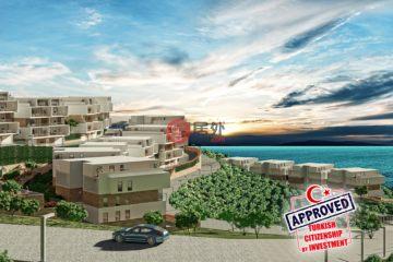 居外网在售土耳其3卧3卫新开发的房产总占地13226平方米TRY 775,000