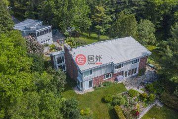 居外网在售加拿大5卧3卫特别设计建筑的房产总占地40468平方米CAD 1,449,000