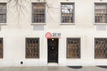 美国房产房价_纽约州房产房价_曼哈顿房产房价_居外网在售美国曼哈顿3卧3卫曾经整修过的房产总占地260平方米USD 3,550,000
