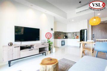 居外網在售越南Ho Chi Minh City2臥2衛的房產總占地5000平方米USD 900 / 月