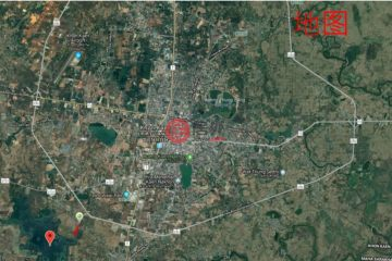 居外网在售泰国孔敬THB 125,800,000总占地80499平方米的土地