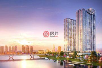 居外网在售越南1卧1卫新开发的房产总占地19071平方米USD 195,000