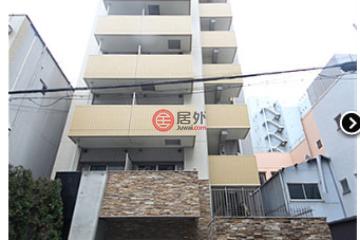 居外网在售日本1卧1卫曾经整修过的房产总占地25平方米JPY 14,100,000