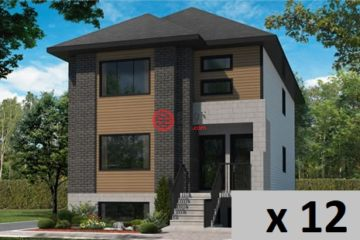 居外网在售加拿大3卧2卫新开发的房产总占地279平方米CAD 11,000,000