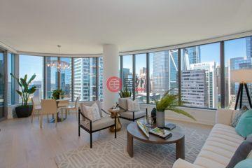居外网在售美国2卧2卫新开发的房产总占地127平方米USD 1,949,000