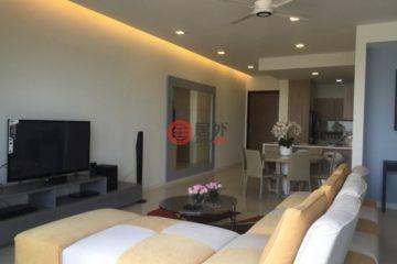 居外网在售马来西亚吉隆坡4卧3卫的房产总占地146平方米MYR 768,000