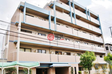 居外网在售日本大阪市1卧1卫的房产总占地350平方米JPY 18,750,000