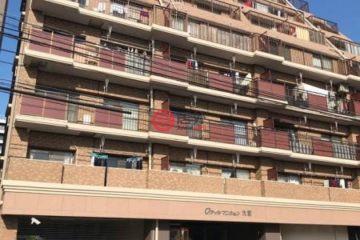 居外网在售日本2卧1卫最近整修过的公寓总占地200平方米JPY 23,800,000