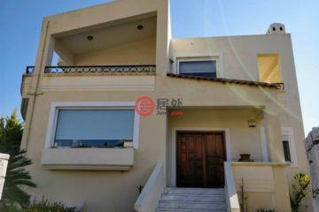 居外网在售希腊3卧2卫原装保留的房产总占地450平方米EUR 340,000