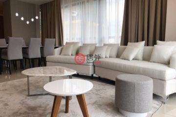 居外网在售马来西亚3卧3卫新房的房产总占地5110平方米MYR 1,900,000