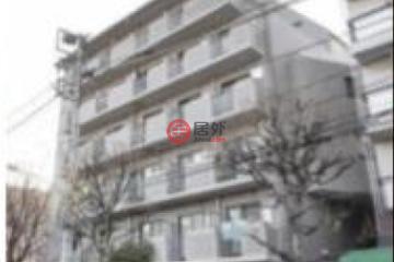 居外网在售日本Shinjuku的房产总占地1平方米JPY 14,800,000