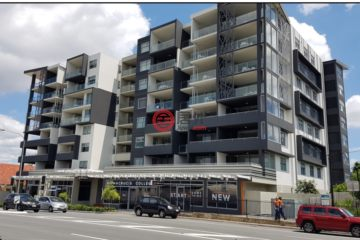 居外网在售澳大利亚2卧2卫特别设计建筑的房产总占地105平方米AUD 480,000