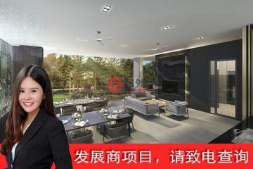 居外网在售新加坡2卧2卫新开发的房产总占地2676平方米SGD 1,300,000
