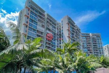 居外网在售新加坡3卧2卫曾经整修过的公寓总占地77平方米SGD 958,000