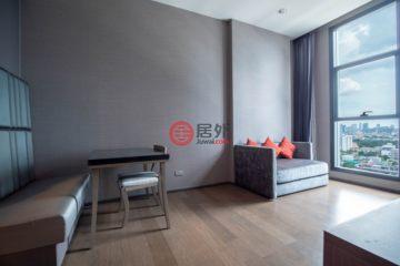 居外网在售泰国1卧1卫原装保留的房产总占地44平方米THB 10,300,000
